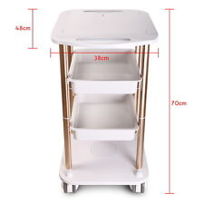 Stand Trolley Cart Assembled For Ultrasonic Cavitation RF Massage Beauty Machine