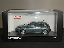 NOREV 155441 CITROEN C4 METALLIC GREY DIECAST MODEL CAR