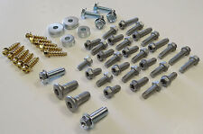 72pc BODY BOLT KIT KTM SX EX EXC PLASTIC FENDER SEAT 50 65 80 85 125 250 350 450