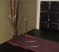 Single Hook Adjustable Handbag Purse Stand Display Rack