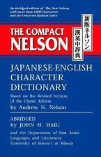 The Compact Nelson Japanese-English Character Dictionary by Haig, John H., Nels