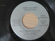 Rare Modern Soul Boogie Main Control - You'd Look Better With Me