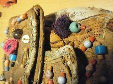 Moroccan vintage bag. High Atlas mountains.Embellished, very old.Antique,Berber.