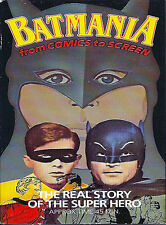 """BATMANIA"" From Comics to Screen on DVD"