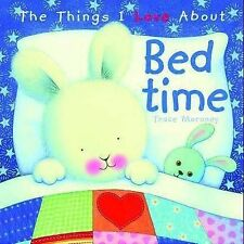 The Things I Love About Bedtime, Trace Moroney