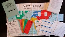 Distant Seas Board Game - New sealed - merchant marine, signed copy by creator