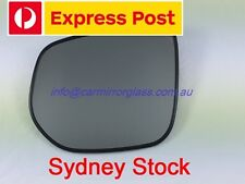 LEFT PASSENGER SIDE MIRROR GLASS FOR HOLDEN COLORADO 7 2013 ON  (WITH LED LIGHT)