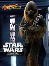 Hot Toys 1/6 MMS262 – Star Wars: Episode IV A New Hope: Chewbacca IN STOCK