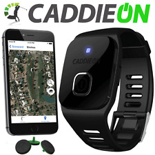"""""""NEW 2017"""" CADDIEON DIGITAL GOLF TRACKING SYSTEM FOR APPLE, BLACKBERRY & ANDROID"""