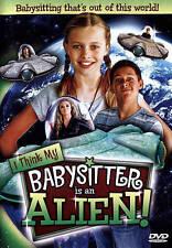 I Think My Babysitter is an Alien (DVD, 2015)