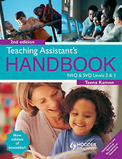 Teaching Assistant's Handbook: Levels 2 & 3: NVQ and SVQ by Teena Kamen (Paperba