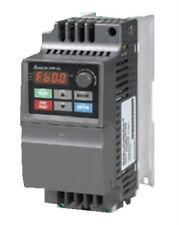 Delta Inverter VFD drive VFD007EL21A 1Phase 220V 0.75kW 1HP 0.1~600Hz Water pump
