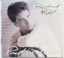 Richard Marx-Paid Vacation USA ISSUE CD