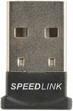 SPEEDLINK VIAS Nano USB Bluetooth 4.0 Adapter Dongle Stick bis 75 m Reichweite