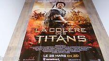 LA COLERE DES TITANS !  affiche cinema