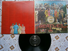 THE BEATLES SGT.PEPPERS RARE ORIGINAL EX YUGOSLAV 1ST PRESS LAB#2 1976 EX/EX-