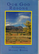 Our God Reigns-1991-Bethlehem Music-40 Page-Sheet Music