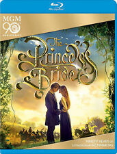 The Princess Bride (Blu-ray Disc, 2014, Canadian; 25th Anniversary Edition)