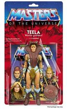 Masters Of The Universe Ultimate Edition Classics Figure Teela MOTU By Super7