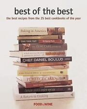 Best of the Best: The Best Recipes from the 25 Best Cookbooks of the Year (Food