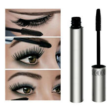 Natural 3D Fiber Waterproof Black Mascara Eyelash Long Curling Lashes Extension