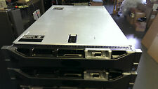 DELL PowerEdge R710 double hex core Xeon L5640 32GB ram 6X 1TB sata + rails