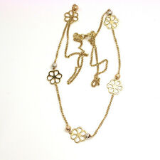 Special! Estate, Lovely 14k Gold Necklace, Made In Italy