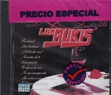 Los Bukis Lo Romantico CD New Nuevo Sealed