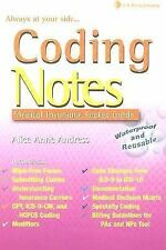 Coding Notes: Medical Insurance Pocket Guide Davis's Notes
