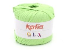 4 Balls of Katia OLA Ribbon Yarn #10