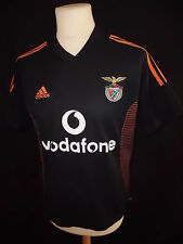 Maillot de football vintage  BENFICA LISBONE VODAFONE Adidas Taille S