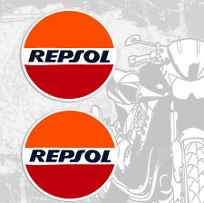 Repsol Honda Motorcycle Vinyl Stickers Decal Auto Moto GP Racing Motorbike