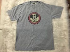 Vintage Mickey & Co Mickey Mouse Club Gray Mens T-Shirt Size L