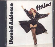 MILVA - Uomini addosso - POOH MASINI CD RARO 1993 MINT CONDITION