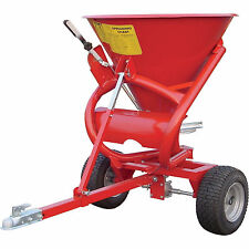King Kutter ATV Seeder/Spreader-350-lb Cap #S-ATV-180-UK