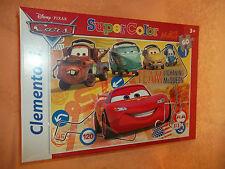 PUZZLE 60 PEZZI CLEMENTONI CARS  cod.8239