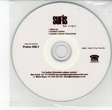 (EG1000) Sufis, Wake Up / Rosalie's Garden - DJ CD