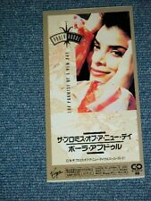"PAULA ABDUL Japan Only 1991 Tall 3"" CD Single THE PROMISE OF A NEW DAY"
