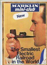 MARKLIN  Mini-Club  Smallest E$lectric Railroad  In The World        MBX82