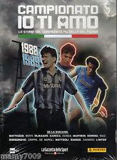 DVD=CAMPIONATO IO TI AMO=1988/89=CON INCLUSO FASC. ALMANACCO DEL CALCIO 88/89