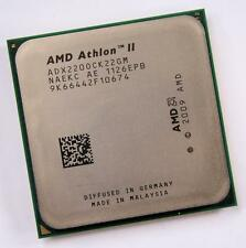 AMD Athlon (ADX220OCK22GM) Dual II Core 2.8GHz Zócalo AM2+ AM3 Procesador CPU