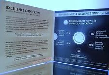 Yonka Excellence Code Cream Global Youth Creme 3 Samples, New