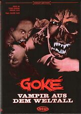 Goke , Body Snatcher from Hell , small Hardbox , 100% uncut , new , Cover B