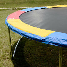 14 FT Multi Color Trampoline Safety Pad EPE Foam Spring Cover Frame Replacement