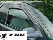 FREELANDER 1 BRAND NEW FRONT WIND DEFLECTORS 2 PIECE DA6073