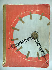 Swarthchild CATALOG - 1930's ~~ watches, jewelers, jewelry, wristwatch ~ 686 pgs