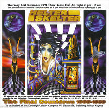 HELTER SKELTER - THE FINAL COUNTDOWN (TECHNODROME CD'S) 31ST DECEMBER 1998
