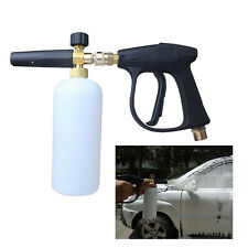 High Pressure Washer Gun Water Jet Snow Foam Lance Cannon Car Cleaning New