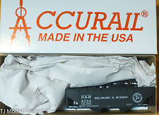 Accurail HO #7726 (Rd #6734) Delaware & Hudson (Offset Twin Hopper) Kit form