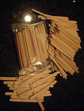 POPSICLE STICKS BOX OF 10,000  COUNT 4 1/2 X 3/8